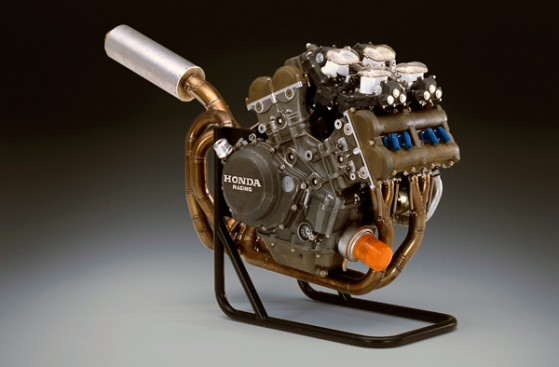 Honda NR750 1987 Engine