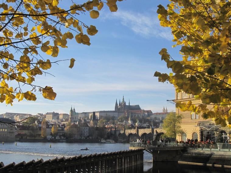 Clima a Praga
