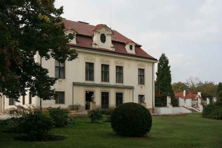 Villa Kramářova
