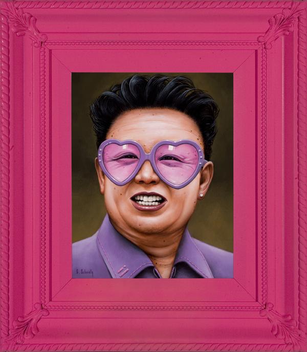Pink Series by Scott Scheidly