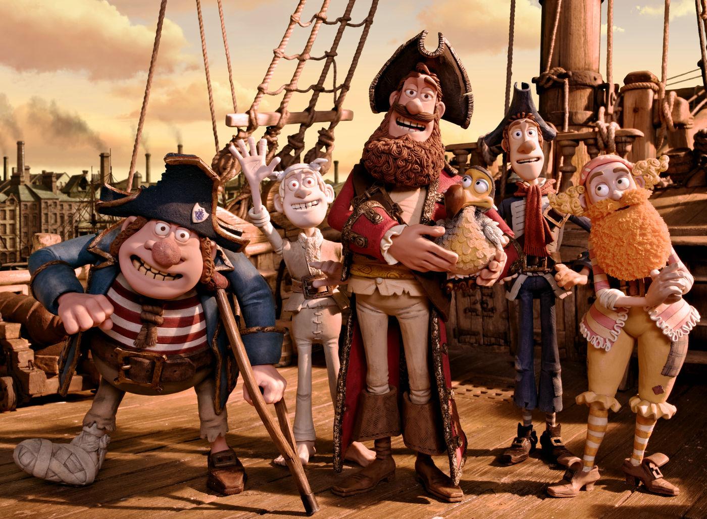 Recensione Pirati! Briganti da strapazzo