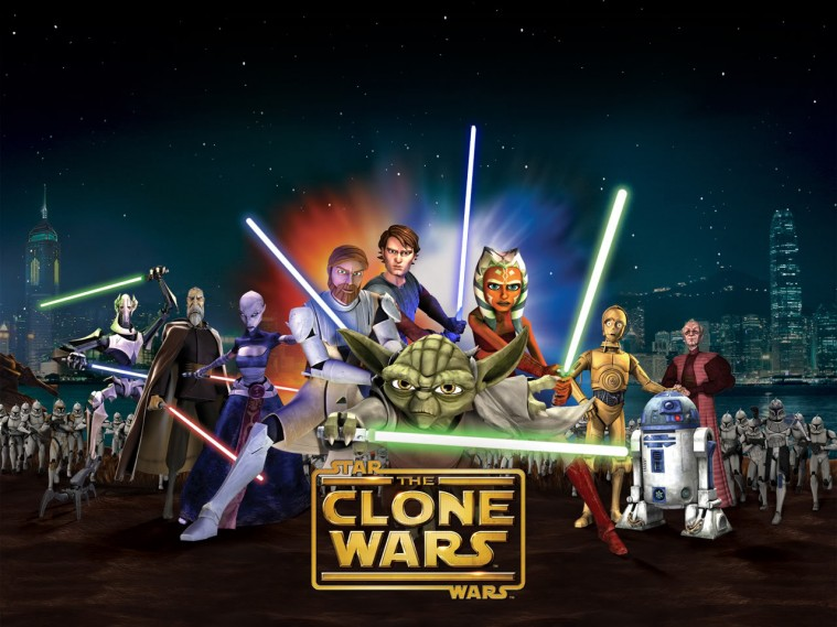 Star Wars The Clone Wars, fine dei giochi?