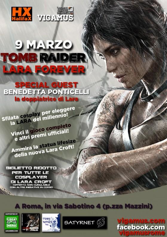 Lara Forever Day