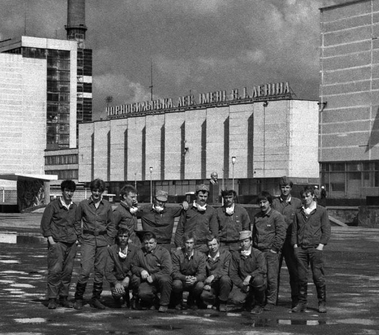 I liquidatori, gli eroi dimenticati di Chernobyl