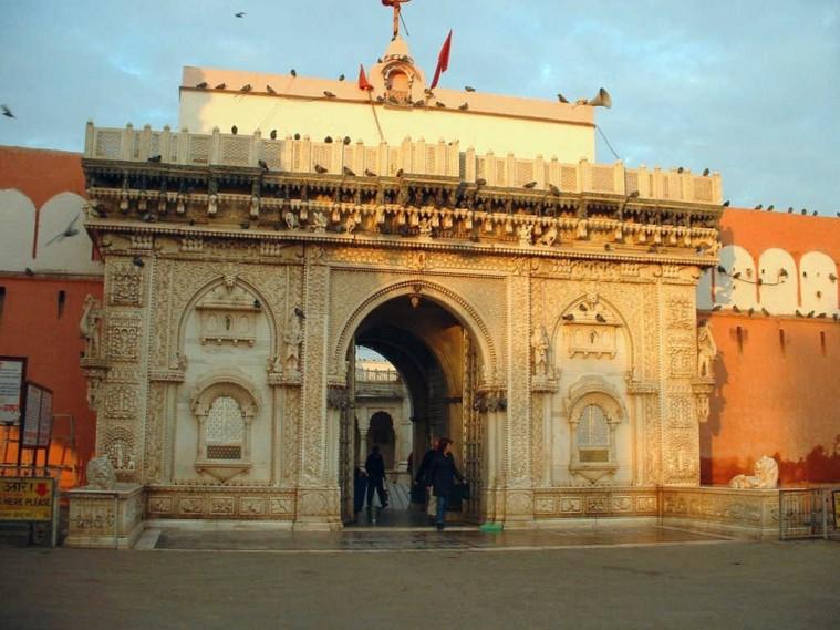 tempio karni mata