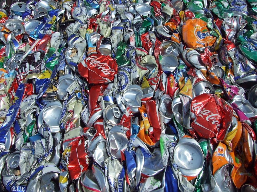Alluminio: quando riciclare conviene