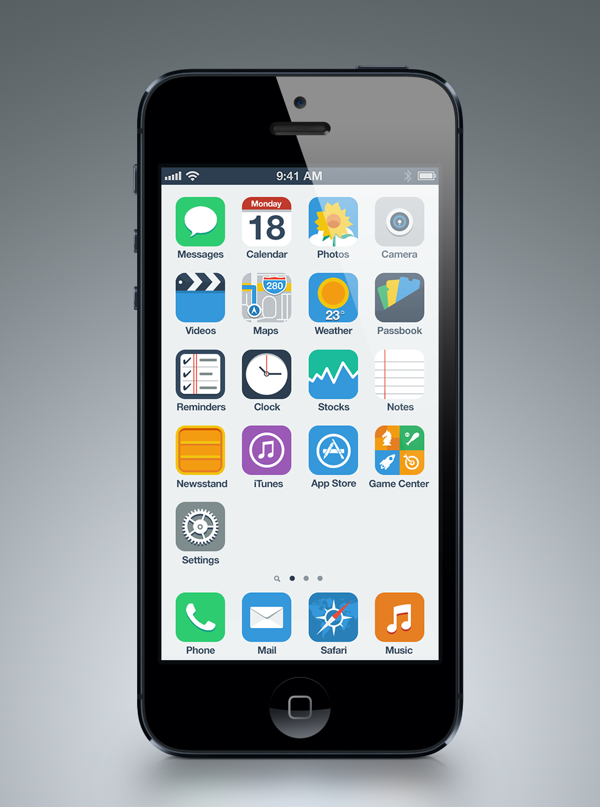 iOS 7 arriverà in ritardo, ma con tante novità