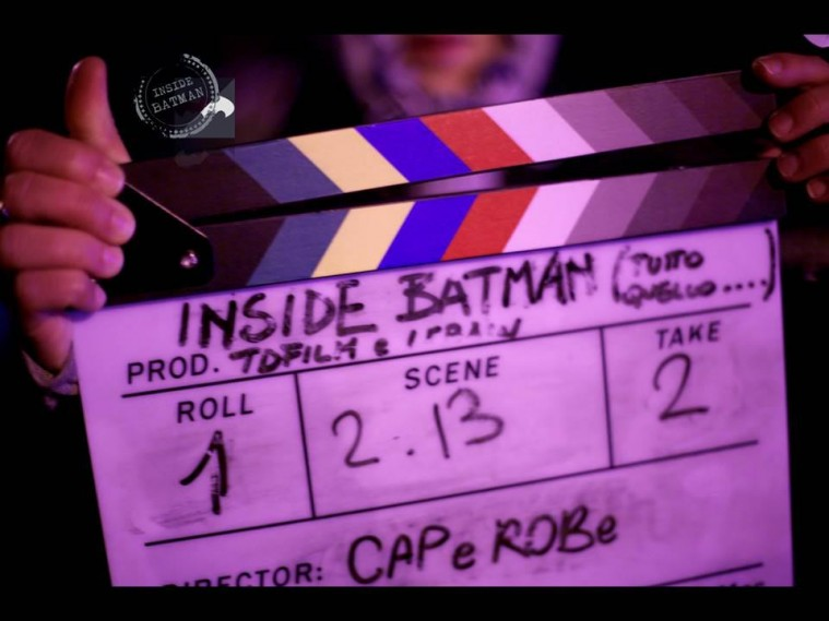 Inside Batman