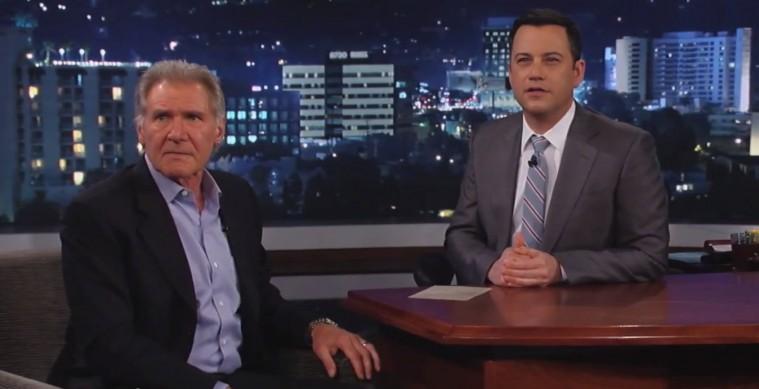 Harrison Ford non risponde alle domande su Star Wars