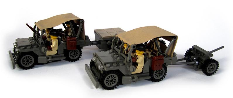 Brickmania: Lego ambientati nella Seconda Guerra Mondiale #LegaNerd