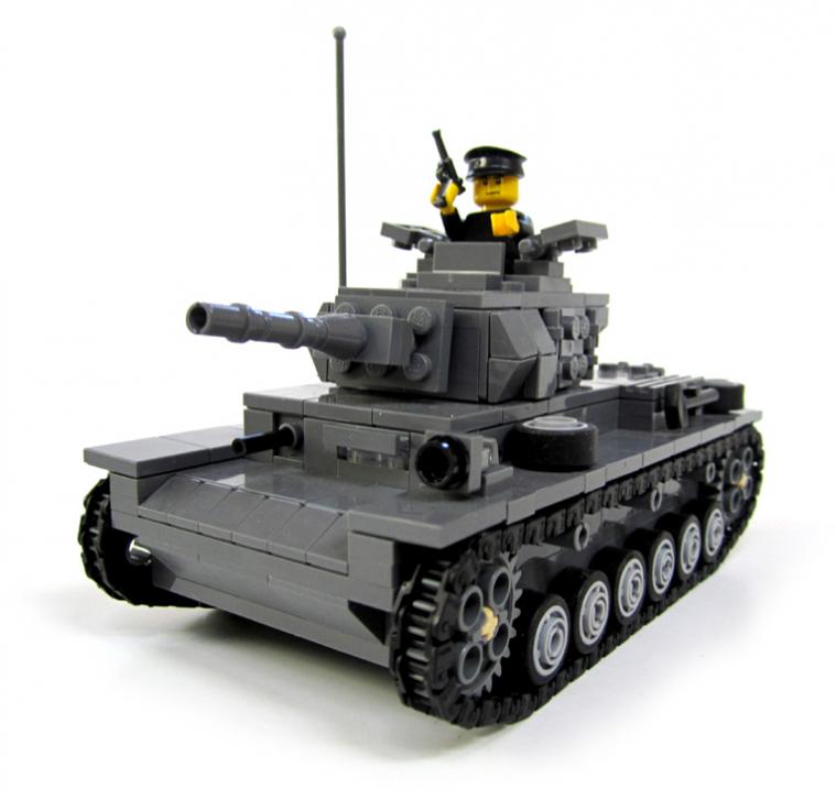 Panzer III ausf H