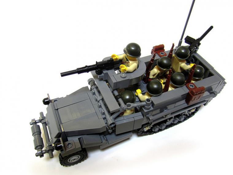 M3A2 Halftrack