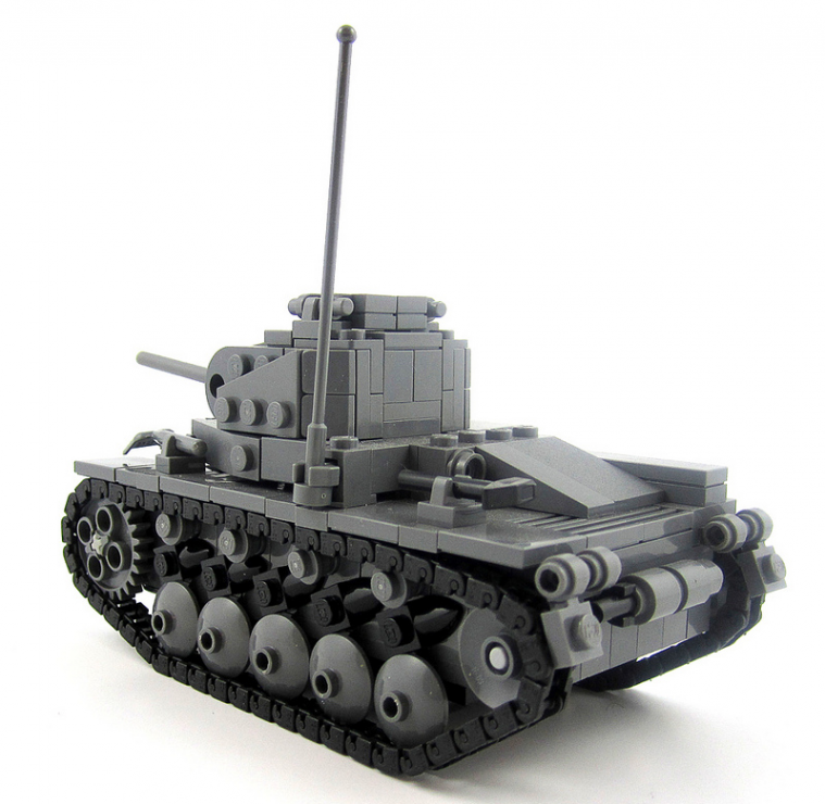 Panzer II Ausf C