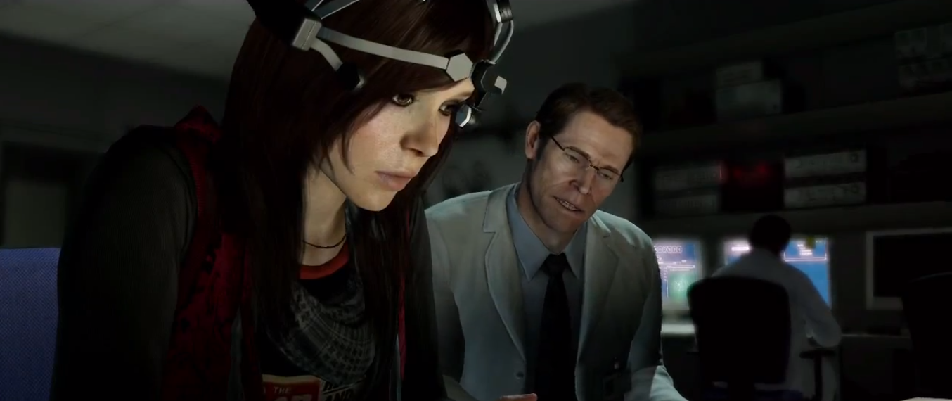 Beyond: Two Souls Tribeca Trailer & Gameplay