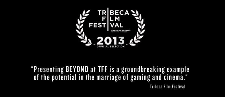 Beyond: Two Souls Tribeca