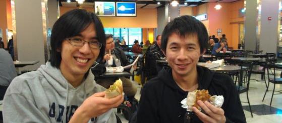 Sean Hoghan e Jonathan Kittaka, gli sviluppatori di Anodyne