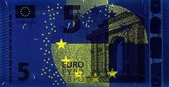 5 euro UV