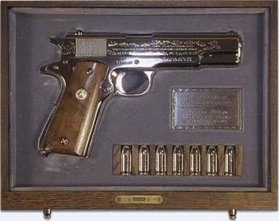 Colt .45 Nixon