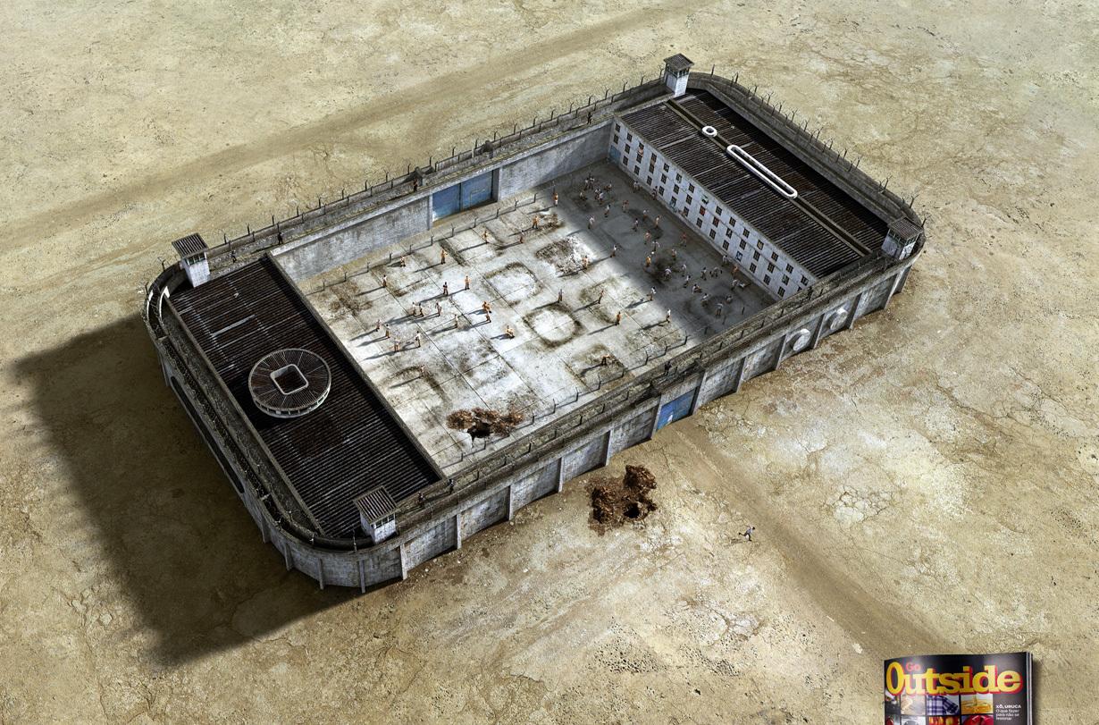 Prigionieri della tecnologia? Go Outside!