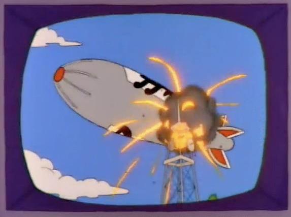 Quando i Simpson omaggiano la fotografia