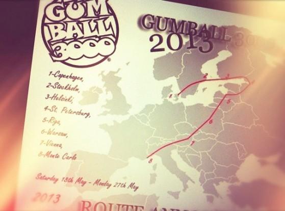 Gumball 2013