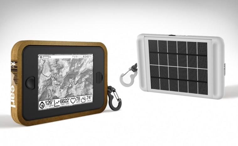 Ecco Earl, il primo tablet da sopravvivenza alimentato a luce solare