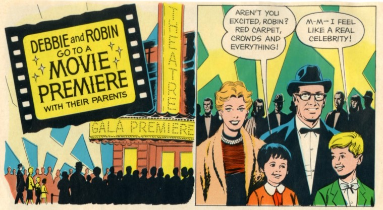 Howard Johnsons Children's Menu - 001