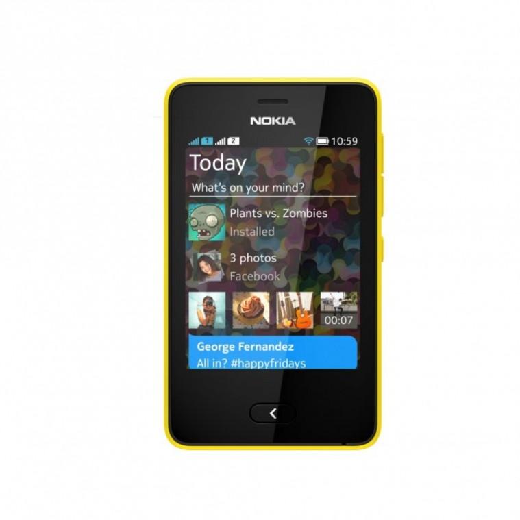 Nokia Asha 501 - 004