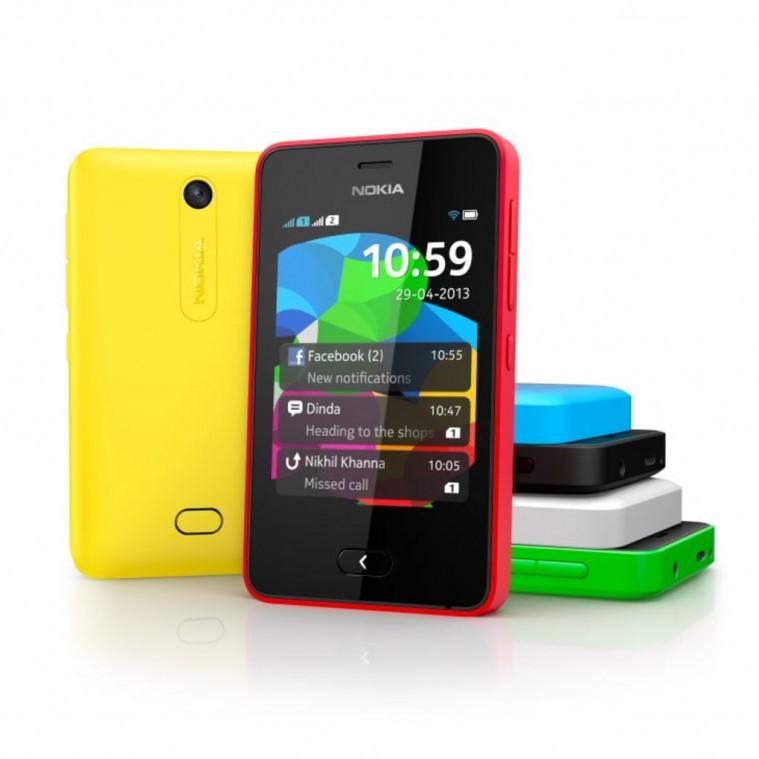 Nokia Asha 501 - 005