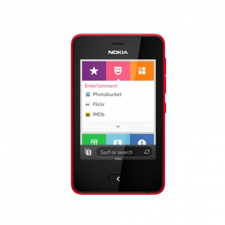 Nokia Asha 501 - 006