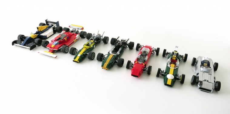 Lego Formula 1