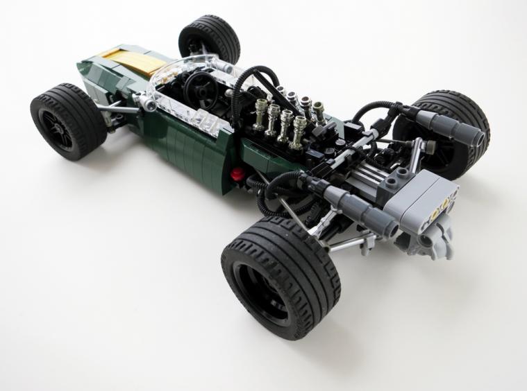 Brabham-Repco BT20 (1966 spec)