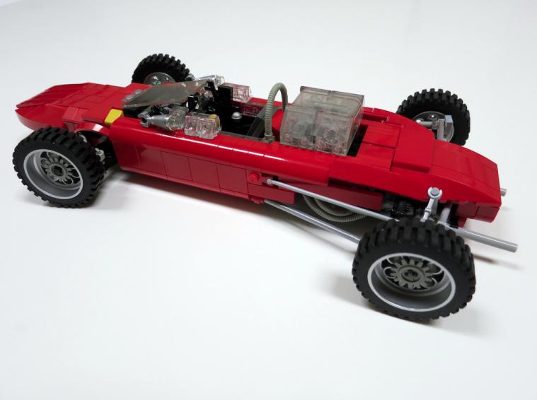 Ferrari 156 (1963 spec)