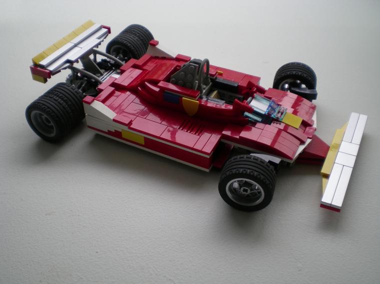 Ferrari 312 T4 (1979 spec)