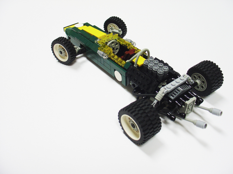 Lotus 49 (1968 spec)
