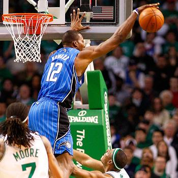 La stoppata nel basket