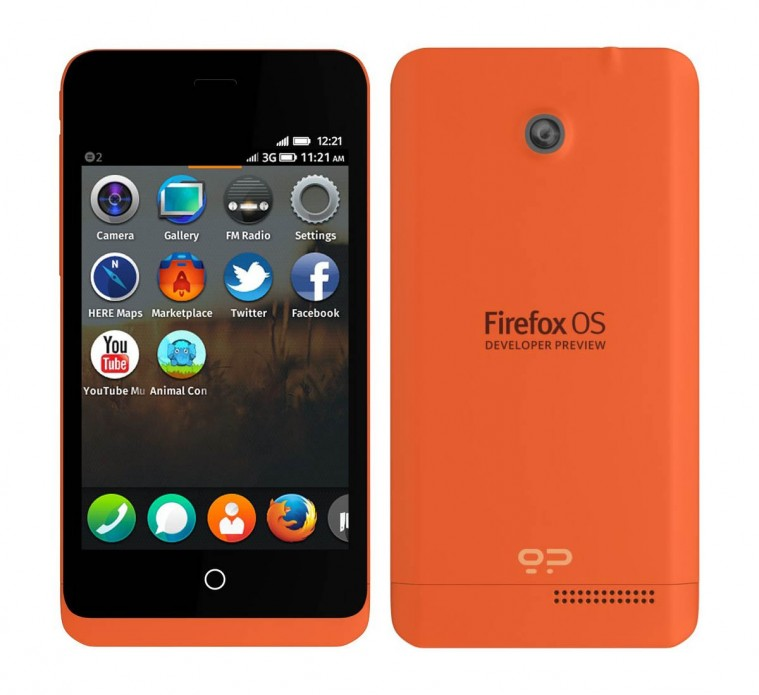 Phones for Apps for Firefox OS