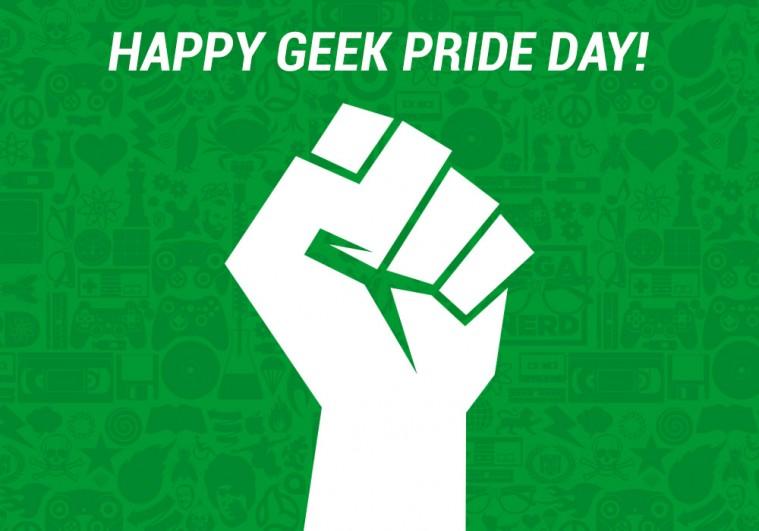 Happy Geek Pride Day