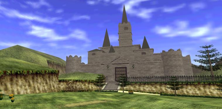 Quanto costa il castello di Hyrule?