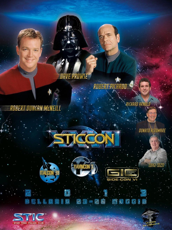 Tutti a Bellaria per lo SticCon XXVII + ItalCon 39 + YavinCon X + Side-Con VI