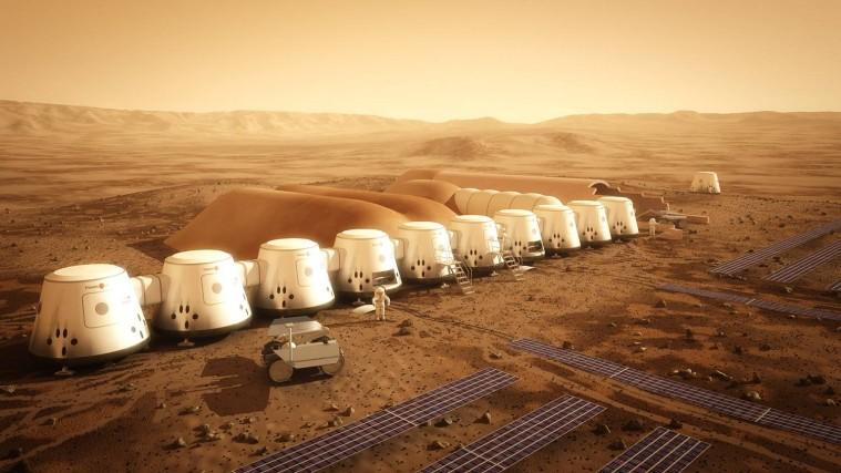 Prenota per Marte entro il 31 Agosto