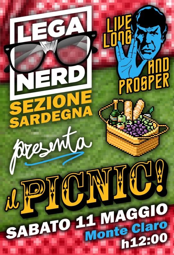 picnic LN Sardegna