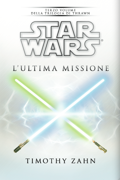 Copertina Ultima Missione