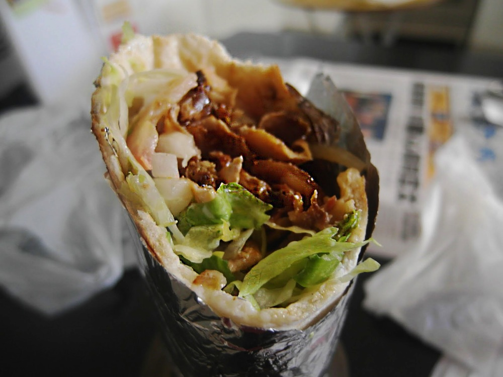 I kebab e l'orticello