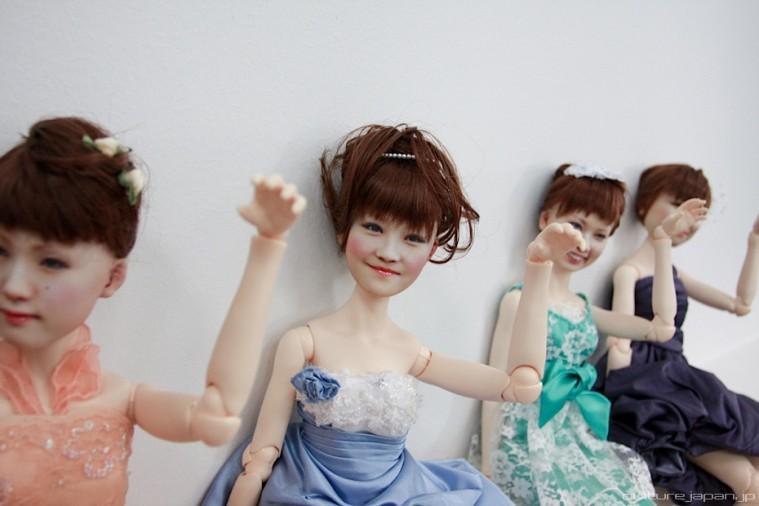 Clone Factory crea bambole con la vostra faccia