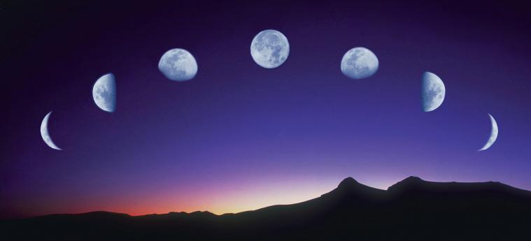 Fasi-Lunariposizione-della-Luna