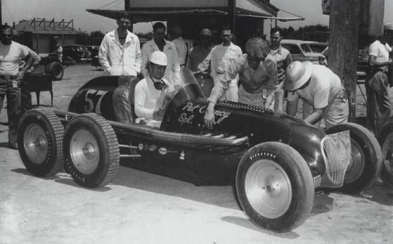 Kurtis Kraft-Offenhauser 500G Pat Clancy Special 1948