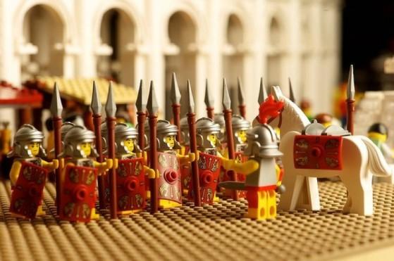 Lego Colosseo - 005