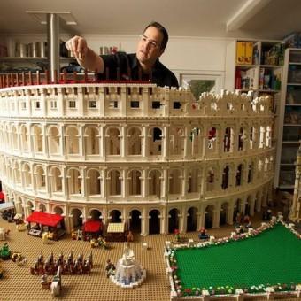 Lego Colosseo - 007