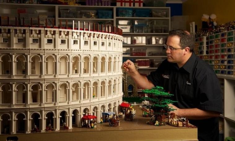Lego Colosseo - 008